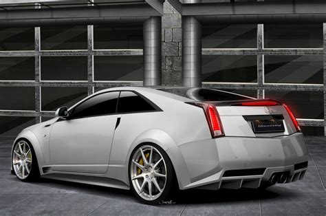 Going All Out 2 hennessey is going all out with 1 000 horsepower cadillac