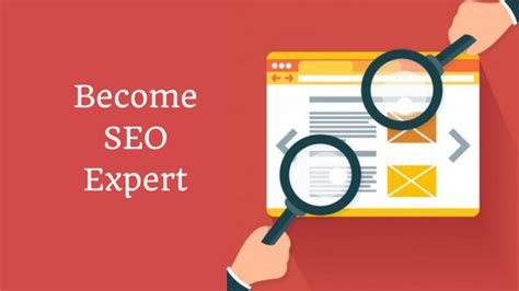 Seo Expert by 5 Steps To Become A Seo Expert In 2019