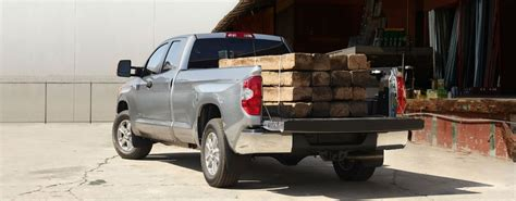 Towing Capacity Toyota Tundra How Much Will The 2016 Toyota Tundra Tow