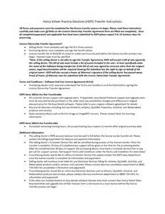 Business Ownership Contract Template 7 Best Images Of Transfer Ownership Of Property Agreement