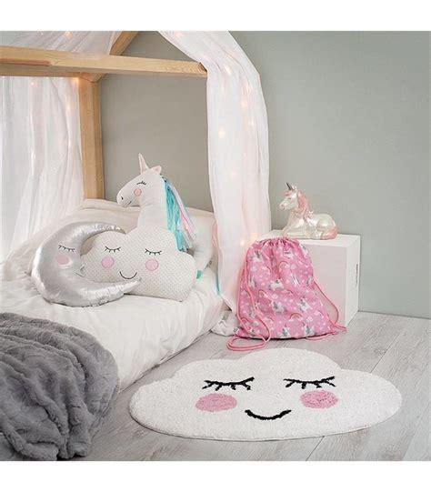 alfombra nube alfombra nube sonriente kidshome
