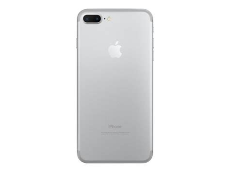 Apple Iphone7 Plus 32gb Silver apple iphone 7 plus 32gb silver smartphones at ebuyer