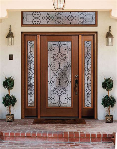 Fancy Front Doors Security Screen Doors Fancy Security Screen Doors