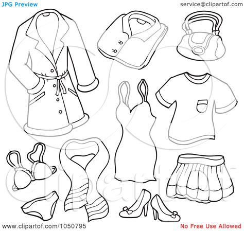 girl clothes coloring page girls underwear clipart clipart kid