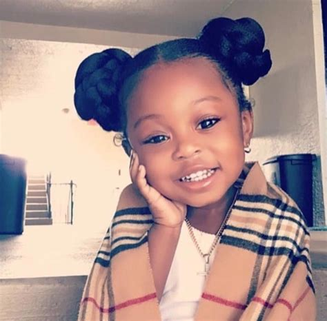 Black Baby Hairstyles by So Adorable Taytake Https Blackhairinformation