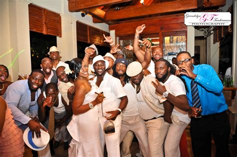 Wedding Blessings In Jamaica by Part Ii Omar Wedding At Moon Cliffs