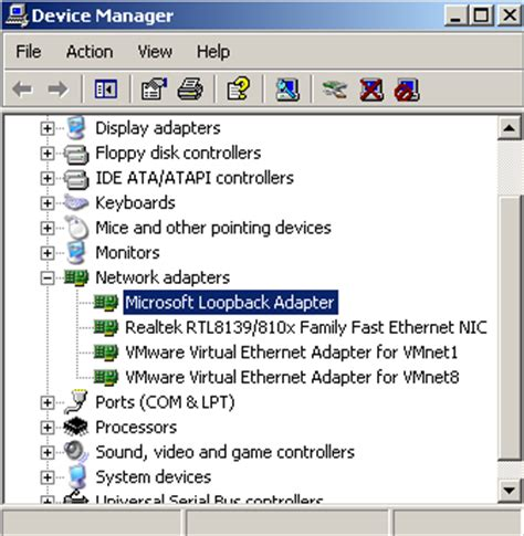 installing xp on windows server 2008 how to install the ms loopback adapter in windows xp