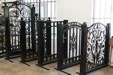 decorative garden gates home depot wrought iron electronic driveway gates gate openers access control entrance gates steel