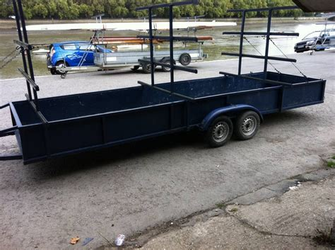 secondhand trailers general purpose boat trailer - Boat Trailer Hire South West