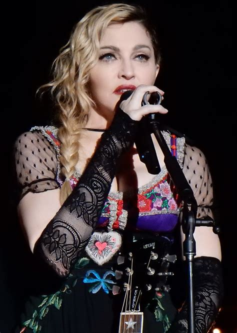 Madonna Or For by Madonna Entertainer