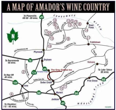 Amador County Records Amador County Wine Tasting
