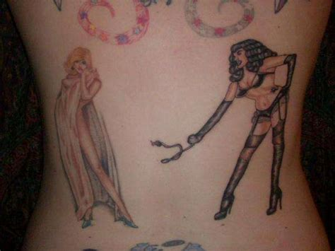 good vs evil tattoos vs evil