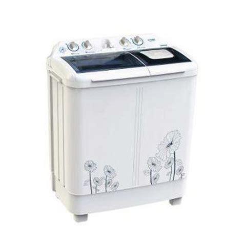 Mesin Cuci 1 Tabung All Merk jual mesin cuci 2 tabung 8 kg tipe dt 8081 harga murah toko elektronik