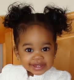 hairstyles for black babies beautiful black baby girl with her pretty hairstyle with a