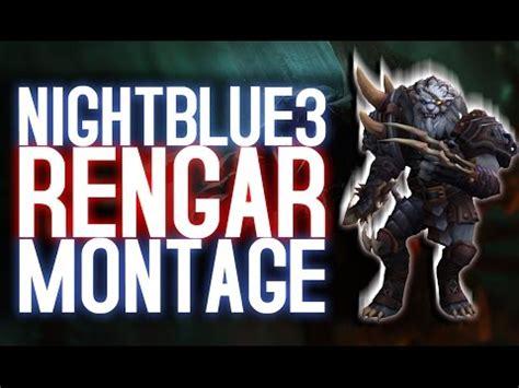 ap rengar montage nightblue3 challenger montage best ap rengar plays 2015
