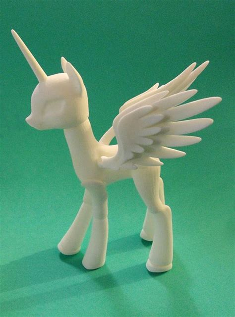 jointed doll base jointed my pony celestia base by silverbeam on