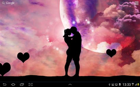 romantic themes for android free download download romantic love live wallpaper for android
