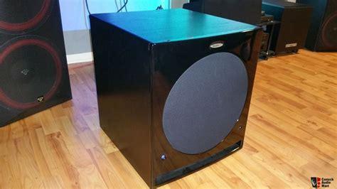 Sale Advance M 9100 Fm Speaker Subwoofer Multimedia M9100 velodyne dls 5000r 15 quot 600 watt r m s photo 1436164 canuck audio mart