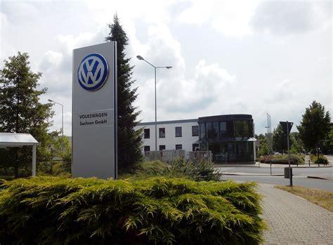 Bewerbungsfrist Vw Besichtigung Der Vw Motorenwerke In Chemnitz 171 Sdw