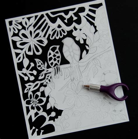 Paper Cutting Craft - easy paper cutting www pixshark images