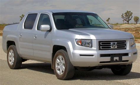 honda truck honda ridgeline pickup review business insider