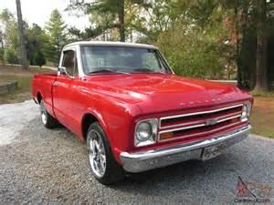 1967 Chevrolet C10 1967 Chevrolet C10 Base 4 6l