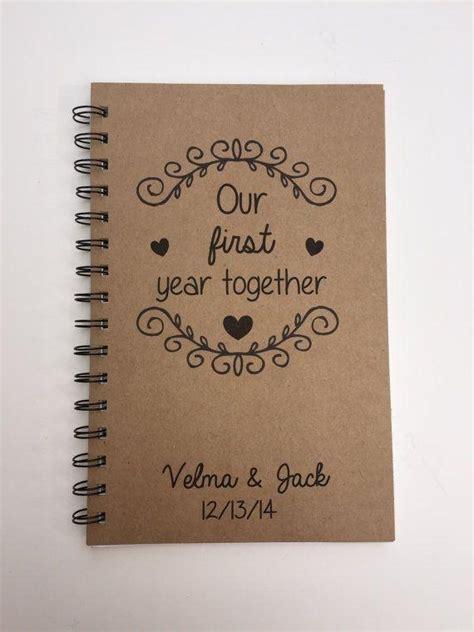 One Year Wedding Anniversary Ideas by Best Wedding Anniversary Book Ideas 25 Unique One Year