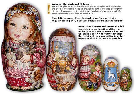 traditional russian gifts russian nesting dolls babushka mat ryoshka dolls