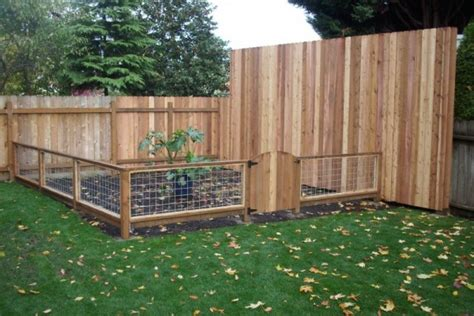 Small Garden Fencing Ideas Small Vegetable Garden Fencing Reanimators