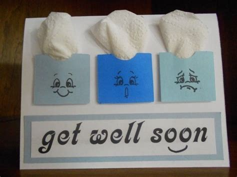 make your own get well soon card 48 best images about get well soon cards on