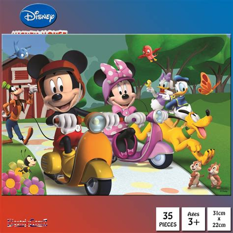 Puzzle Mickey Mouse mickey mouse clubhouse 35 jigsaw puzzle image 2