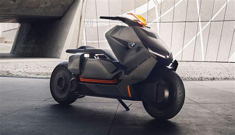 Elektro Motorrad Honda by Bmw Zeigt Elektro Motorrad Concept Link Bilder