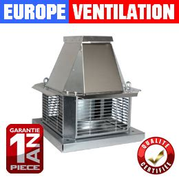 tourelle extraction cuisine europe ventilation moteur hotte professionnelle