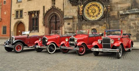 prague car prague vintage car prague tours by vintage cars