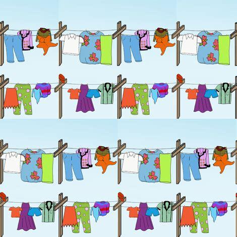 laundry design fabric springfield laundry fabric vividreverie spoonflower