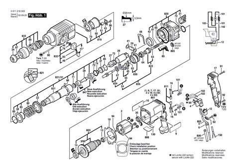 Bosch Hammer Piston Gbh 2 22 Re Gbh 2 23 Re 1617000534