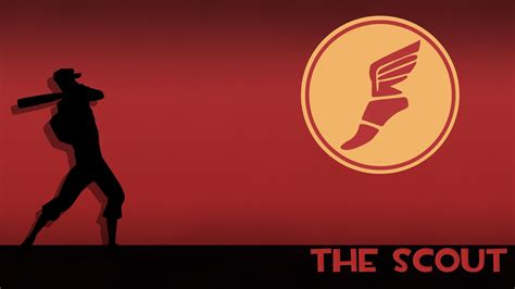The Scout by Scout Wallpaper Tf2 Wallpapersafari