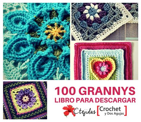 descargar one hundred names libro 100 grannys a crochet libro para descargar ctejidas crochet y dos agujas