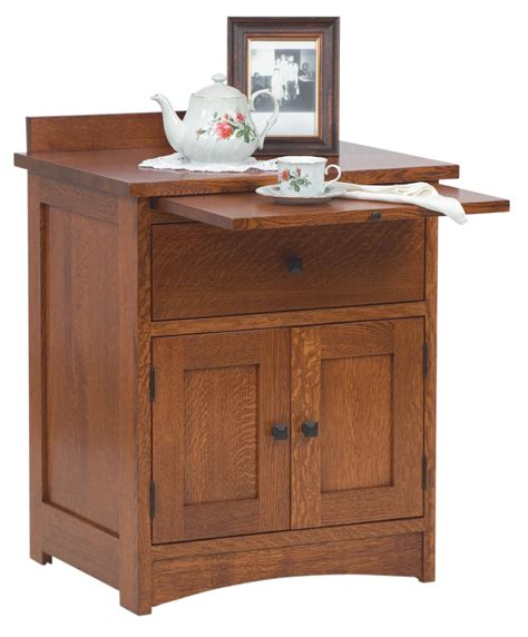 jacobson  drawer  door  tray nightstand amish furniture store mankato mn
