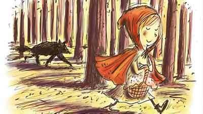 Kerudung Merah 10 kisah asli dongeng anak anak yang mengerikan fakta