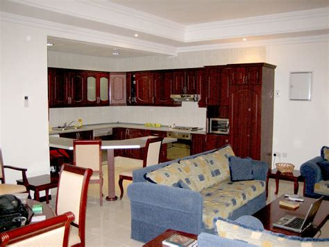 indogate decoration interieur salon cuisine ouverte