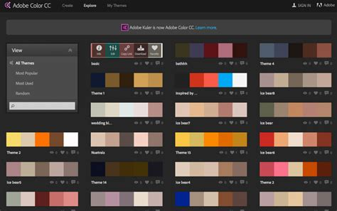 capture your color inspirations with adobe color cc adobe content corner mood boards or how to bottle your inspiration sitepoint