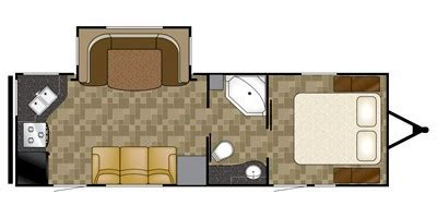 north country rv floor plans 2012 heartland rvs trail runner series m 22rk specs and