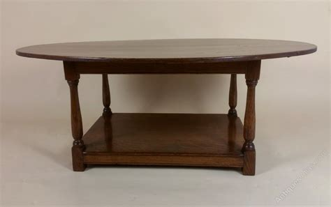edwardian coffee table edwardian oak oval coffee table antiques atlas