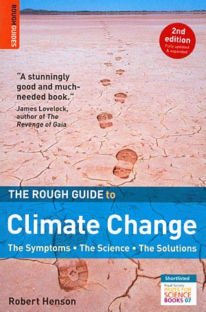 libro the rough guide to librer 237 a desnivel the rough guide to climate change robert henson