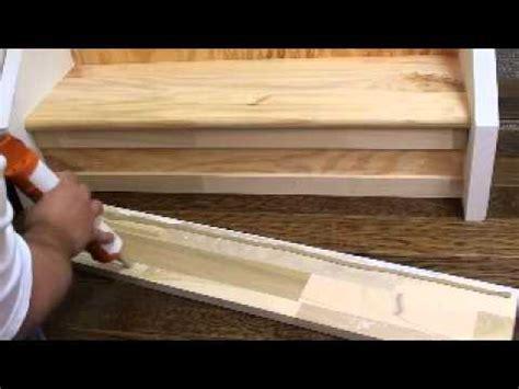 Installing Retreads by Stairtek   YouTube