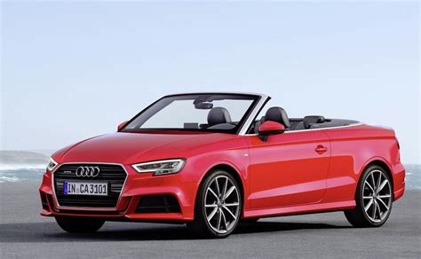 audi a3 cabrio audi a3 cabriolet facelift launched in india at rs 47 98