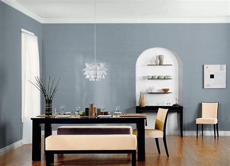 paint color for dining room teton blue behr dining