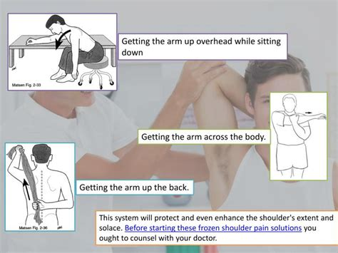 frozen shoulder hot shower ppt stay fit with these frozen shoulder pain solutions