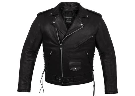 motogear jackets terminator original cruiser leather jacket corelli motogear
